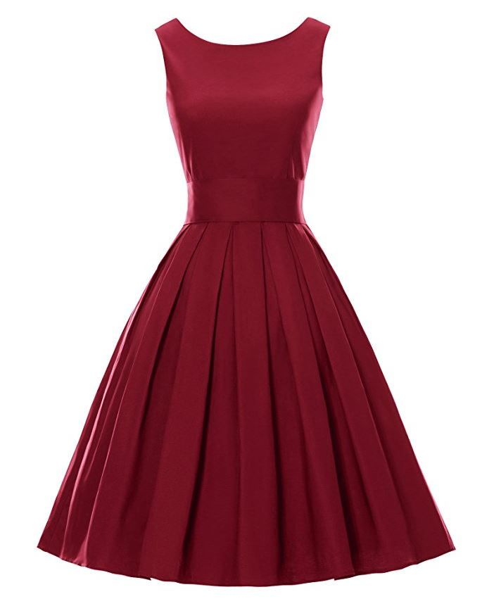 awesome 5 stunning red dresses for Valentine's day