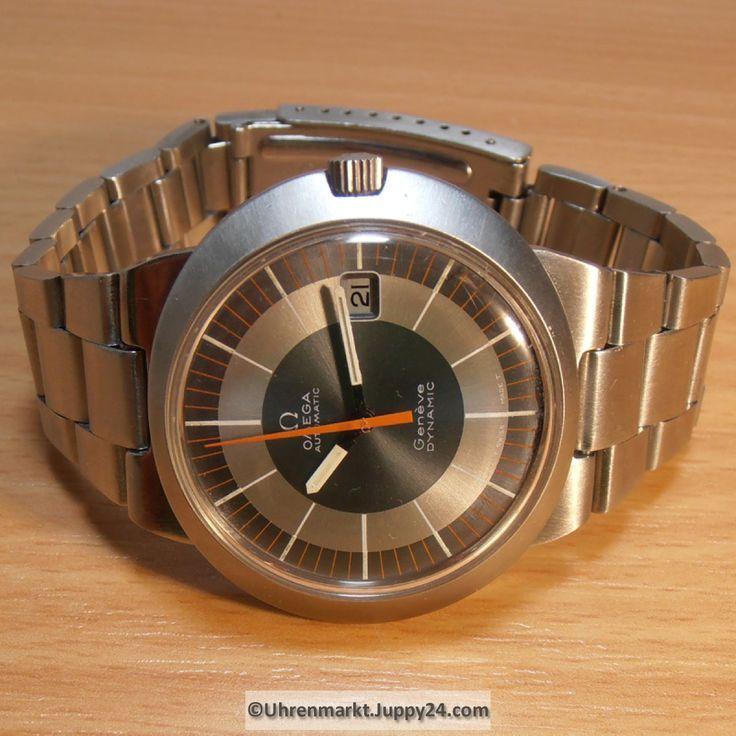 OMEGA AUTOMATIC – Geneve DYNAMIC, Herren – Armbanduhr, Baujahr 1969 in