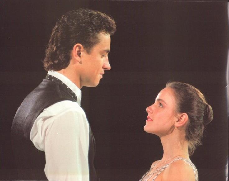 Ekaterina Gordeeva and Sergei Grinkov   A Tribute to ...