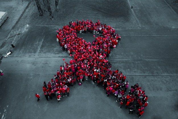 We stand for education and action this #WorldAIDSDay