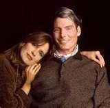 True love and committment.. Christopher and Dana Reeve