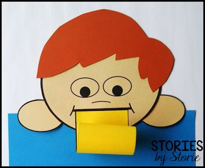 Is tattling a problem in your classroom? Read A Bad Case of Tattle Tongue to help your students understand the difference between tattling & reporting. Here's a fun craft to use with the book, too!
