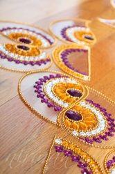 Ready to use Rangoli designs - Nirman Creations