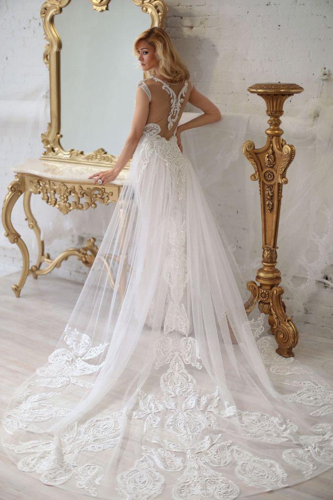 Sarah Jassir Bridal Fall 2018 WEDDING DRESSES.