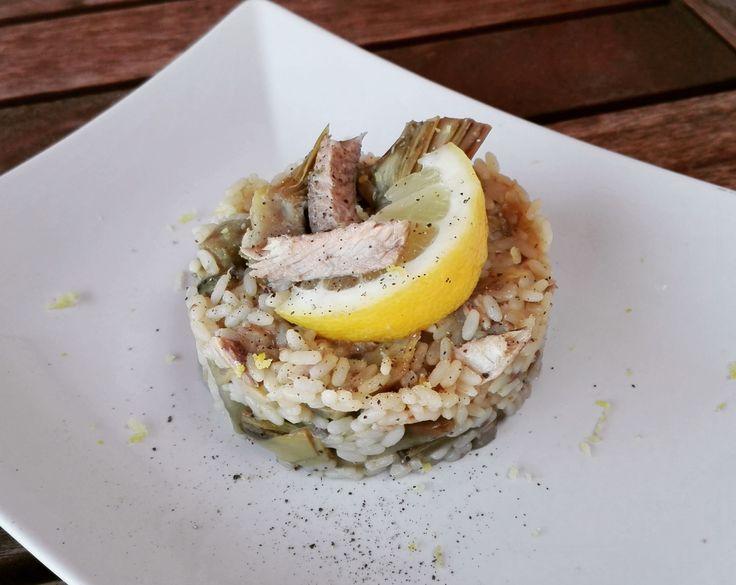 I risotti,le portate più eleganti della cucina italiana, che mangerei veramente tutti i giorni. Di risotti ve ne propongo tanti, oggi vi propongo questa ricetta fresca, adatta alla primavera:…