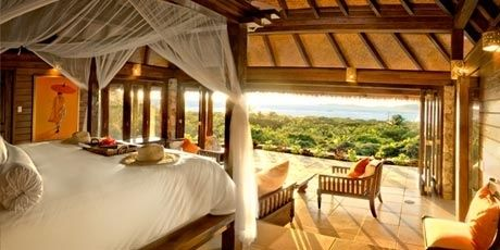 Sir Richard Branson's private paradise – Necker Island, British Virgin Islands