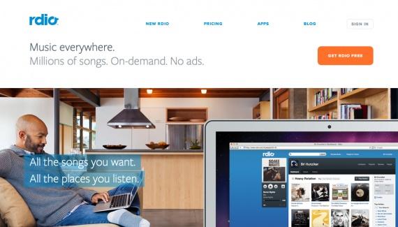 Good looking site. Rdio: Webdesign Inspiration, Design Bits, Site Inspiration, Web Design Inspiration, Httpwwwrdiocom, Inspiration Prof, Ux Design, Web Design Designinspir