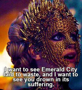 Lady Ev - Emerald City 1x05