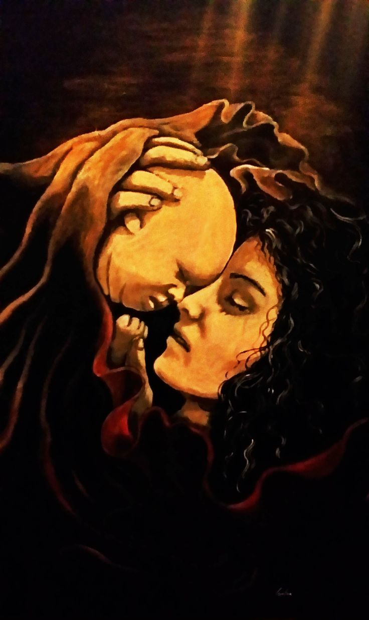 "Art made for Gillian O'Rourke's ""The Reluctant Prophet"""