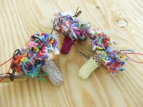 きのこのこ - 手織りの糸・機・作品が買える『さをり織り』公式ショッピングスペース* SAORI.net *織物販売