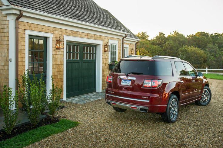 Dream Home 2015: Garage
