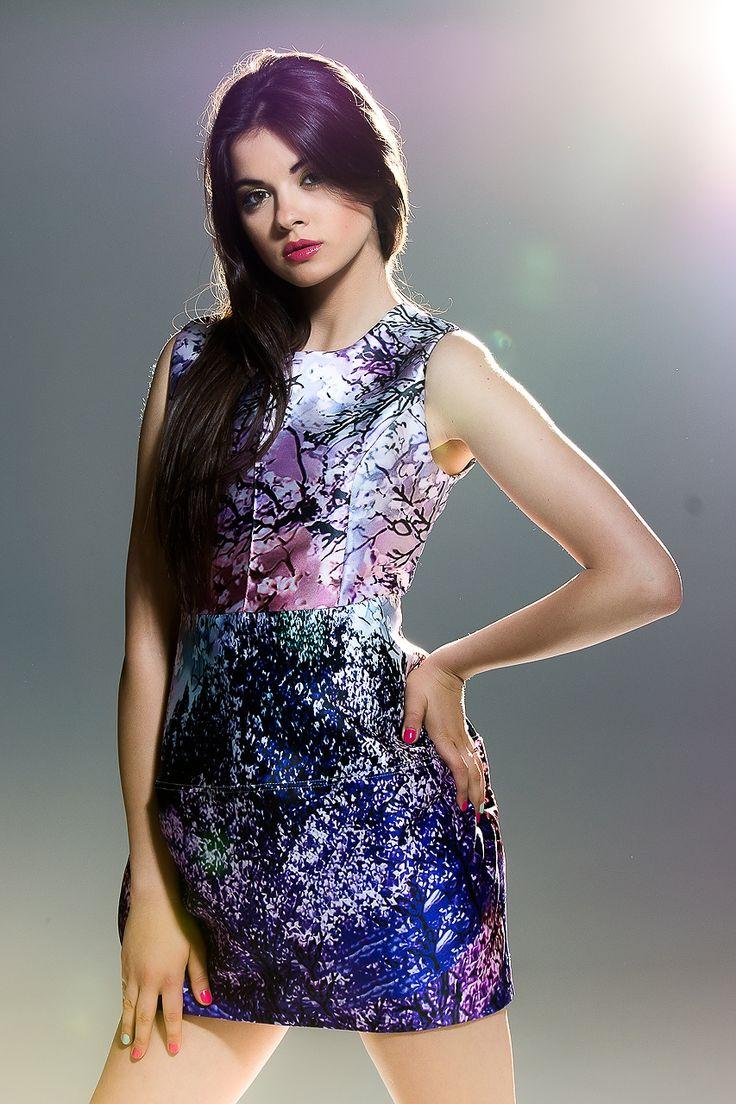 Aleksandra Szczesna Miss Earth of Poland 2013 by Sebastian Rudnicki on 500px
