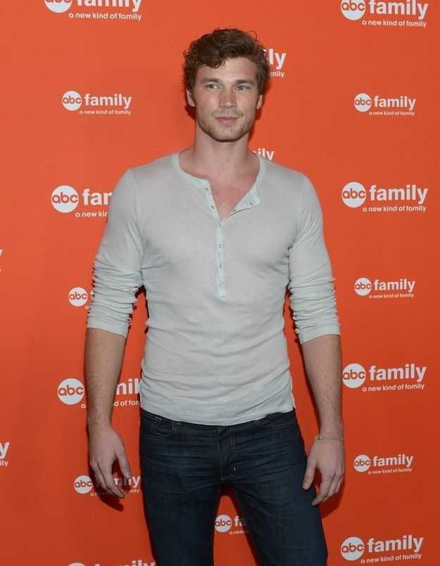 Introducing Derek Theler, Your New Favorite Actor from buzzfeed...I love him