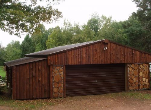 Wood Pole Barns Garages : Best images about pole barn ideas on pinterest