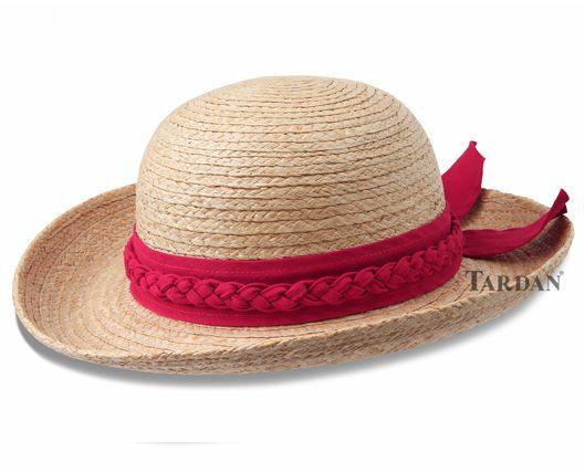 Salsa Dama Raffia Sombreros Tardan