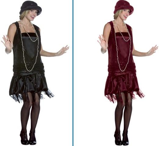 Gatsby Girl Costumes