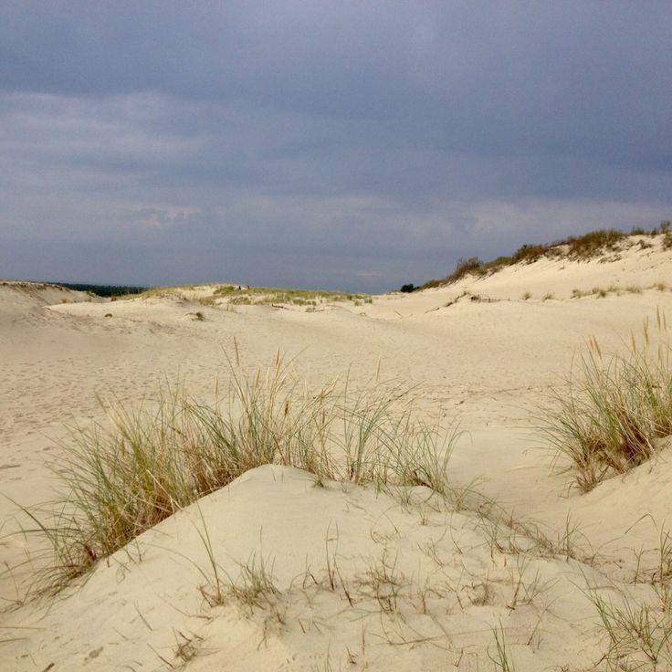 Le dune di Nida - Viaggiare in Lituania con bambini