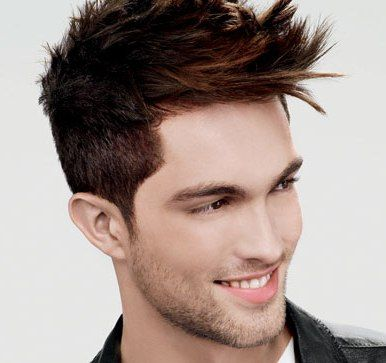 mens hairstyles with long top short sides - Google Search