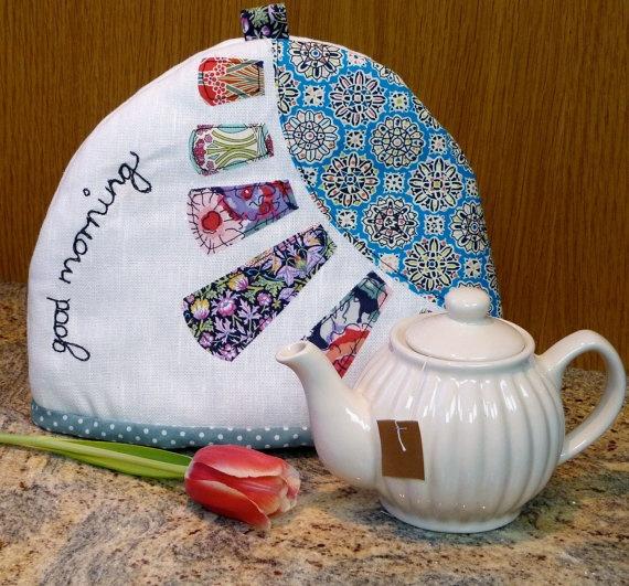 good morning tea cosy