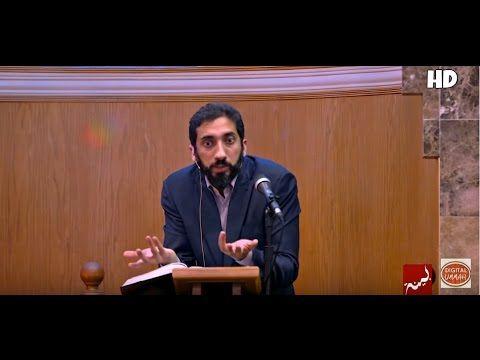 """What If A Non Muslim asks me about ....??"" - by Nouman Ali Khan   Amazi..."