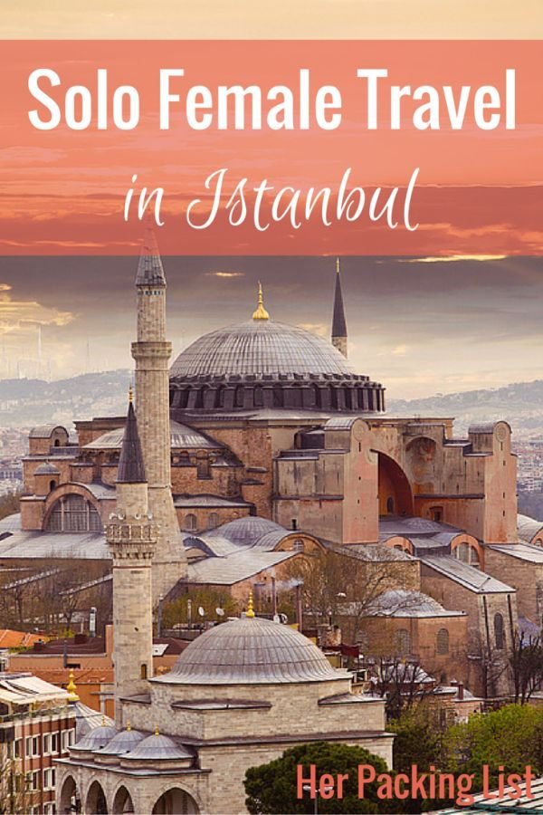 Simone loves traveling to Istanbul and often goes by herself. She's gone 18 times, so she's sharing her experiences with solo female travel in Istanbul.