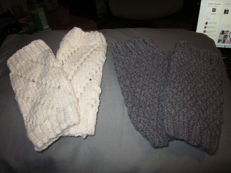 Toddler leg warmers for little cousin! So easy! Grey ones are Electra Leg War...