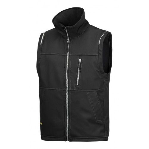 Snickers Workwear 4511 Profiling Soft Shell Vest