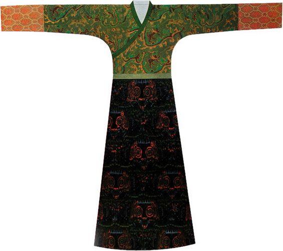 Historia de la vestimenta china: Las Dinastías Qin y Han--CRI Online en español