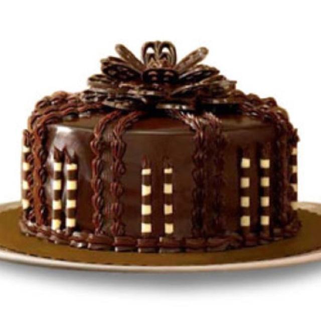Publix Chocolate Ganache Decadent Cake