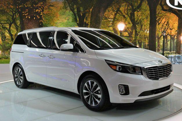 Elegant 2016 Minivan Prices