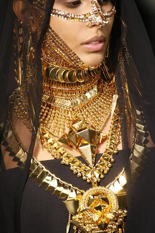 There is never enough bling!