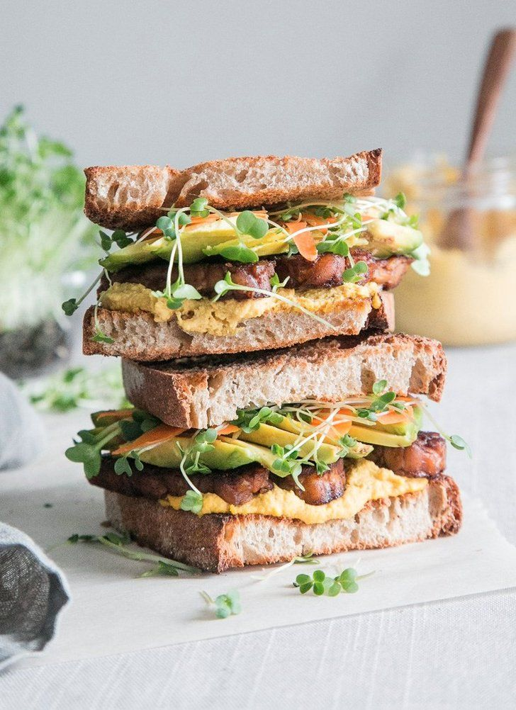 13 Veggie Sandwich Fillings So Good, You'll Forget Meat Was Even a Thing