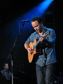 The lead singer of the Dave Matthews Band was born in South Africa. The Johannesburg native moved to Westchester County, New York at the age of 2, but then moved back to South Africa three years later.