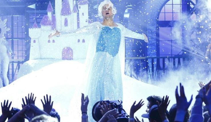 Channing Tatum Gets His 'Frozen' On, Takes On Wife In Epic 'Lip Sync Battle'