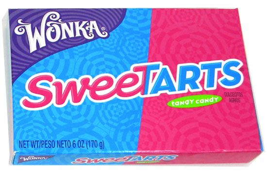 <p>In the whole wide world of Wonka candy there is possibly no other so accurately named as SweeTarts! That said, there is also likely no other with such an often confused spelling. Whether you're looking for SweeTarts candy (the correct spelling!), Sweet Tarts candy, or even SweetTarts candy, chances are good this is it! The sweet and sour flavor of this tangy treat is most similar to Pixy Stix and Fun Dip, though SweeTarts are a touch more tangy than the others. If you like your c...