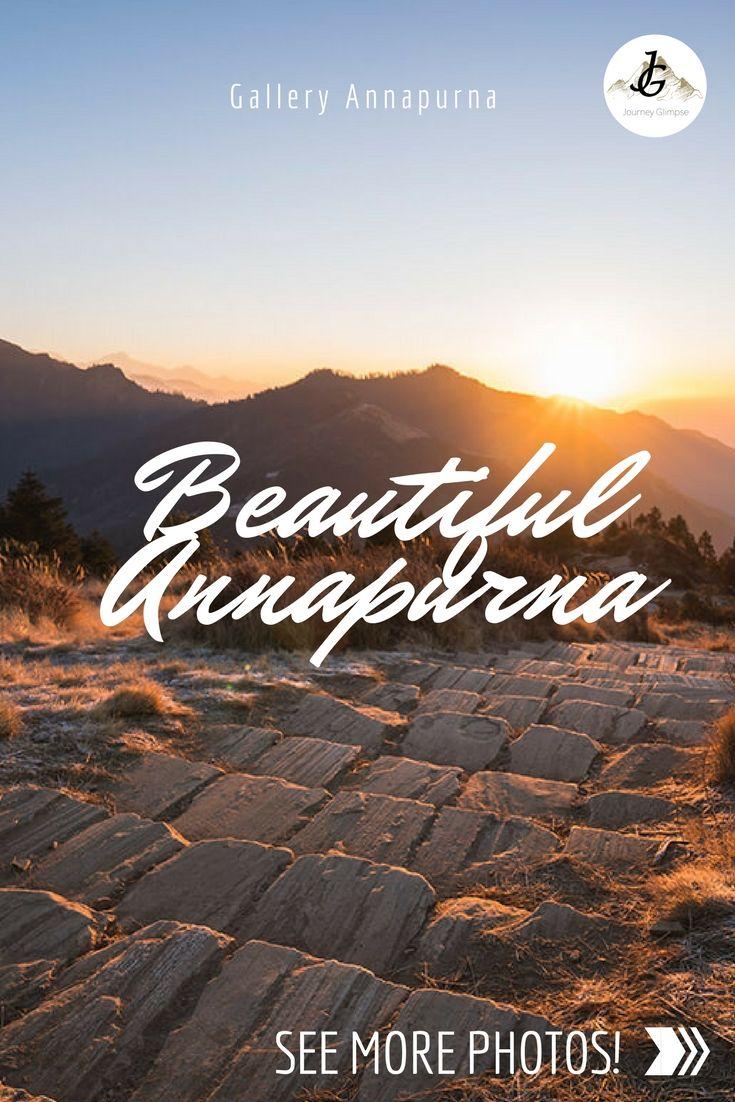 Die Annapurna Region gehört zu den absoluten Highlights im Himalaya in Nepal und zieht jährlich Tausende Touristen an. So auch uns. Wir waren überwältigt und haben eine Fotogalerie erstellt.