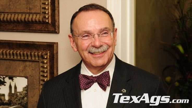 Aggie Flashback with A&M President R. Bowen Loftin