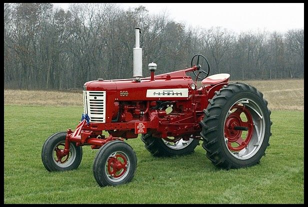 1960 340 International Utility Tractor : Best images about tractors on pinterest john deere