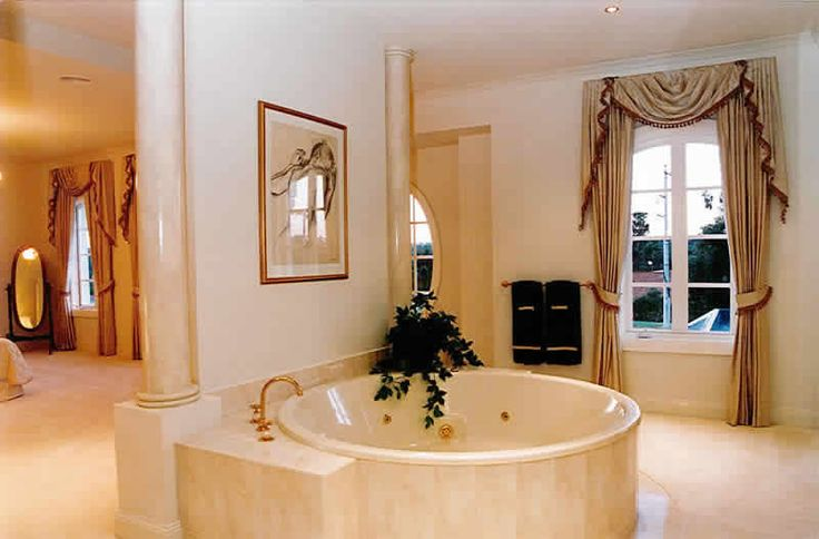 95 best romantic baths images on pinterest  bathroom