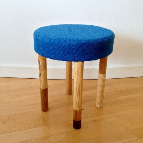 Harry Tweed Stools by Andy Murray Design
