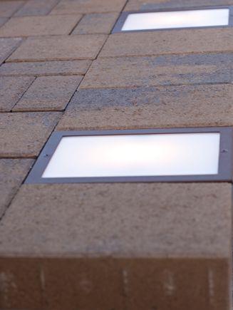 "6x9"" LED Paver Light by Nox Lighting"