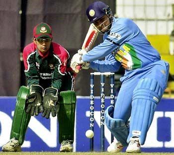 India vs Bangla Desh, 2011 Cricket World Cup