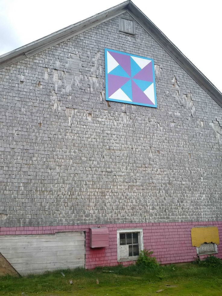 Quilt Patterns On Barns In Ky : 1000+ images about Out Behind the Barn ~ Quilts on Pinterest Ontario, Red barns and Kentucky