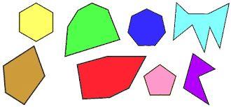 Resultado de imagen de polígonos