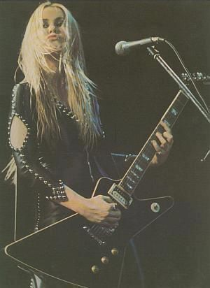Lita Ford...it doesn't get much more badass than this folks