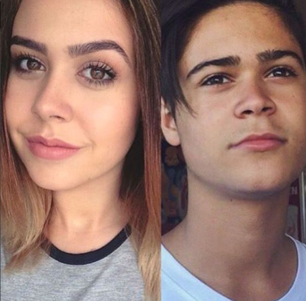 The Delgado's are perfect <3 || Mikaila and Jakob <3