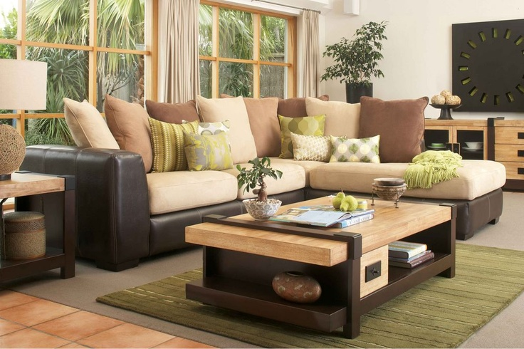 Natural lounge suite home ideas pinterest lounge for Living room ideas nz