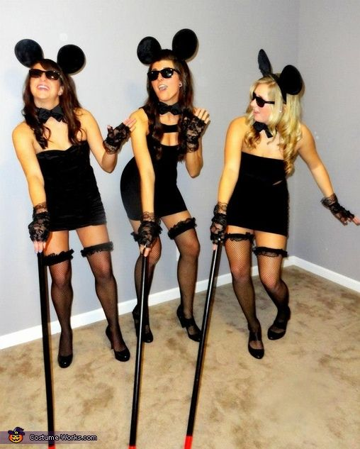 three blind mice halloween costume contest via costumeworks - Halloween Costumes Three Girls
