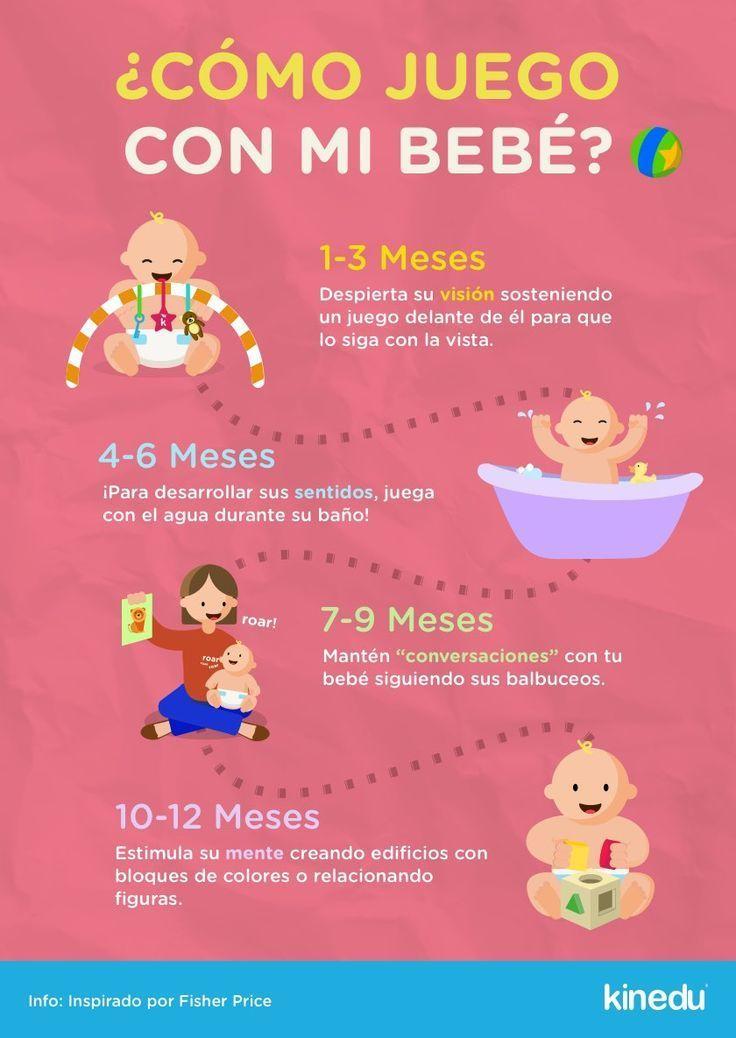 Cómo Juego Con Mi Bebé Bebé Desarrollo Jugar Colicosbebe Cosasparab Bébé Colicosbebe Como Con C Bebe Cuidados De Bebes Estimulación Temprana