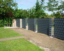 Fancy Gartenzaun oder Gartentor f r Ihren Garten Sichtschutzzaun oder L rmschutz Zaun und Tor fachgerecht montiert